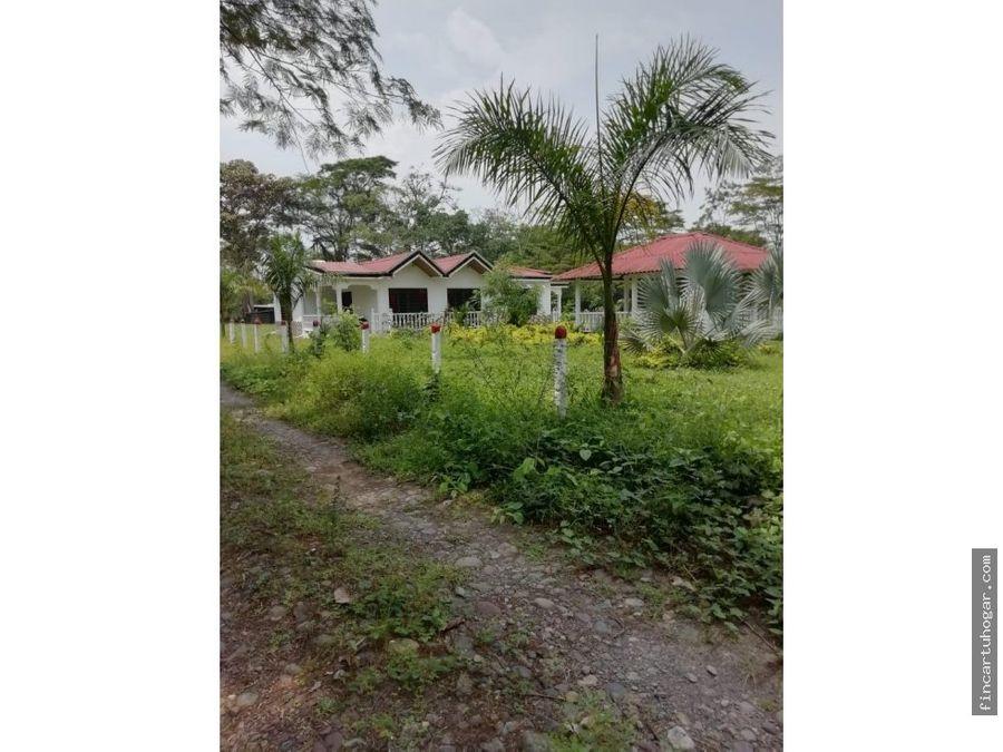 venta casa quinta en cumaral meta
