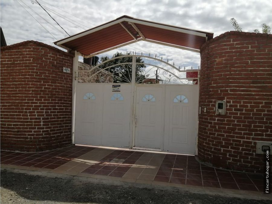 venta casa campestre en san antonio norte duitama boyaca