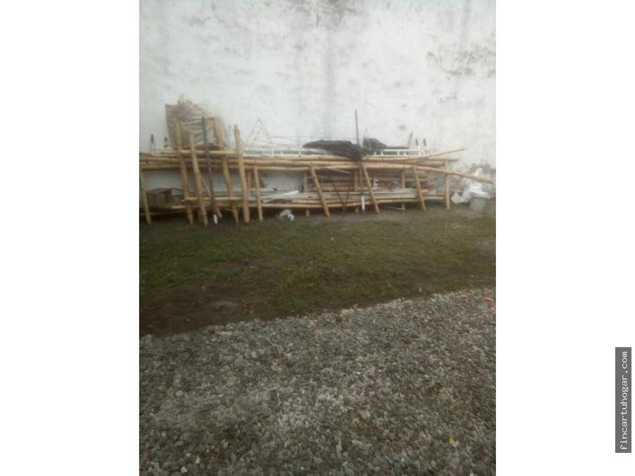 venta o permuta casa lote en mariquita tolima