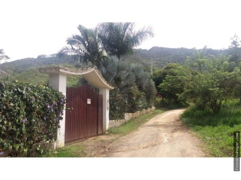 venta de casa campestre en villeta cundinamarca
