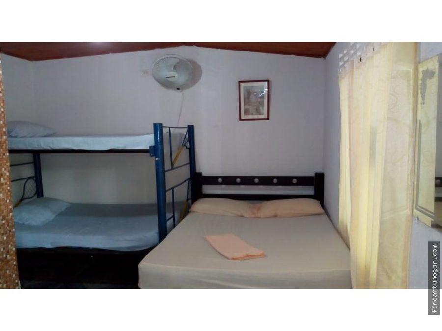 venta finca hotel cabana campestre apiay meta