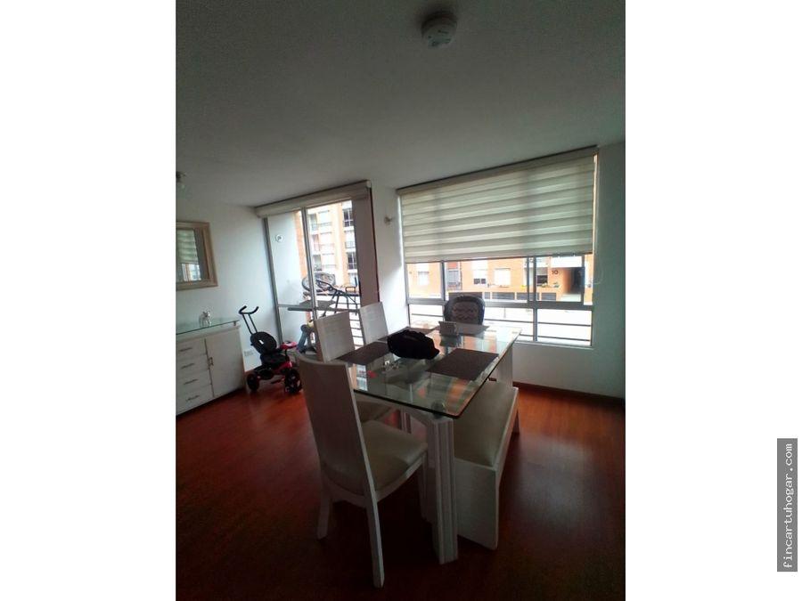 venta apartamento en conjunto zapan el tintalbogota