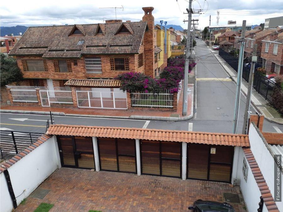 venta o permuta casa en el cedro chia cundinamarca