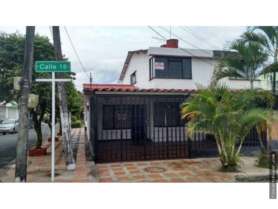 venta casa en el remanzo villavicencio