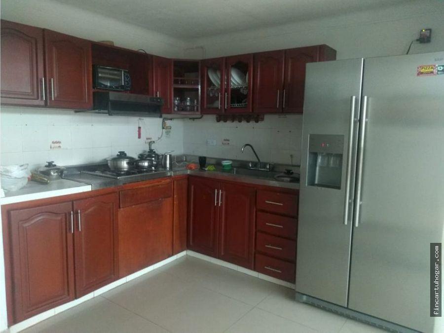 venta de casa en condominio barrio panorama en villavicencio meta