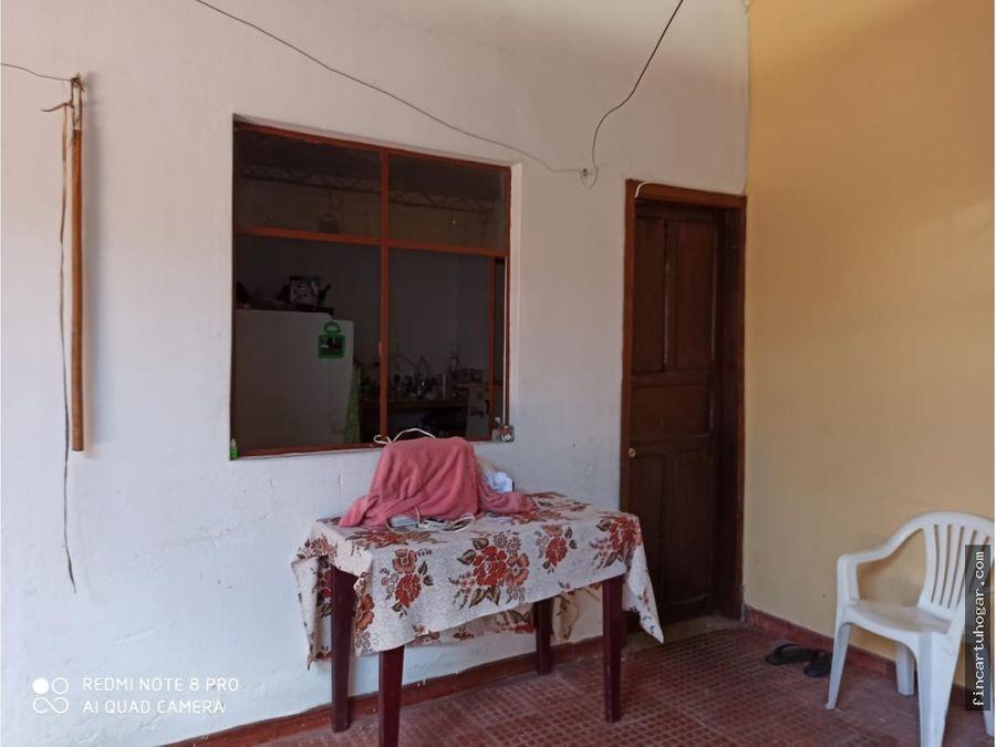 venta casa en san benito villavicencio meta