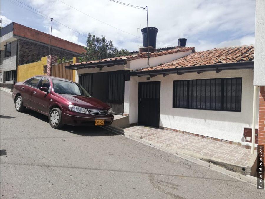 venta casa en centro de paipa boyaca