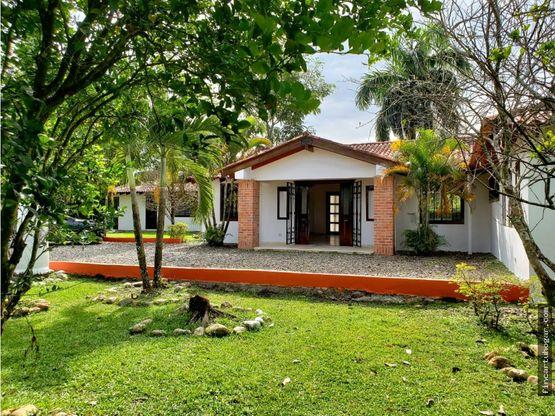 venta casa campestre quinta apiay villavicencio
