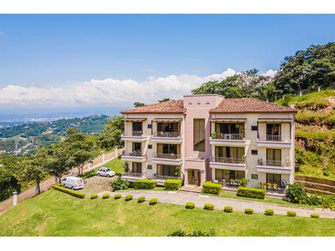 luxury penthouse con vistas