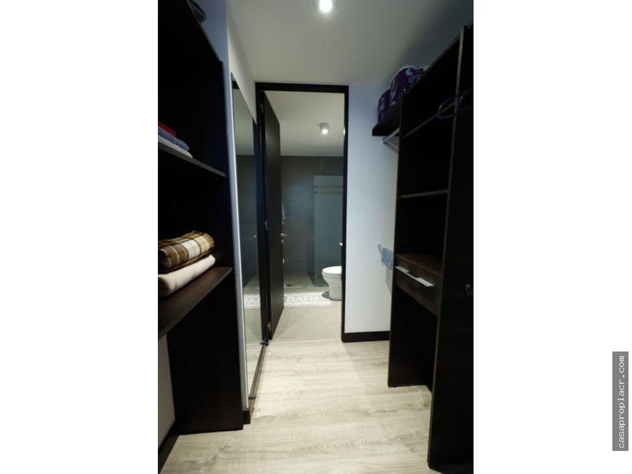 moderrno apartamento amoblado en alquiler en sabana