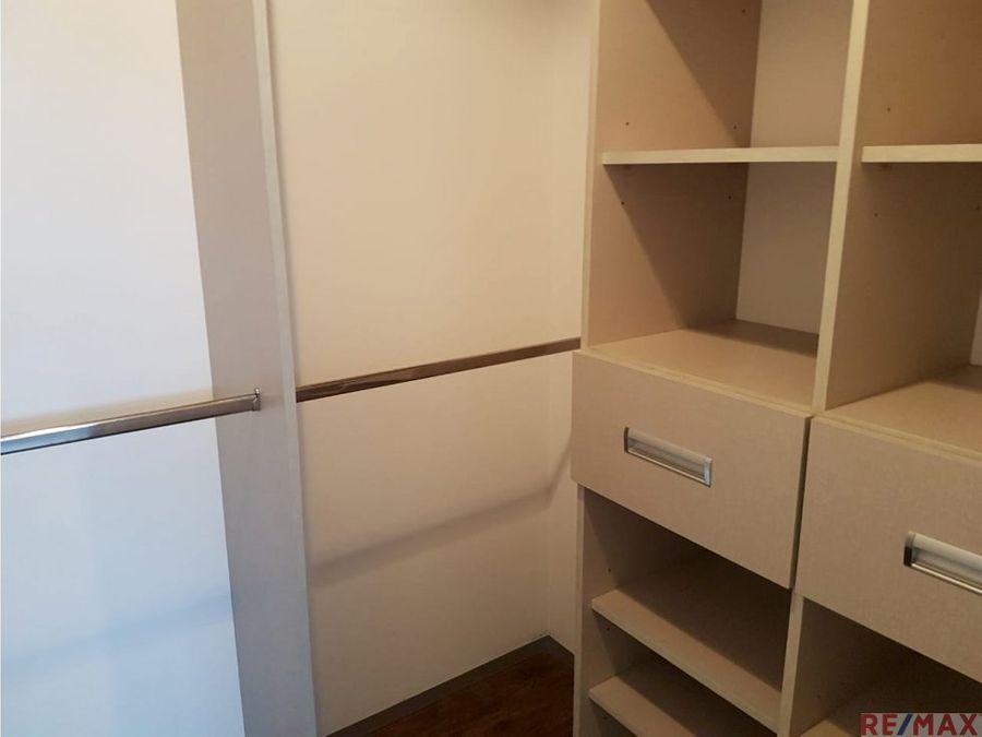 se alquila apartamento amoblado en brasil de mora