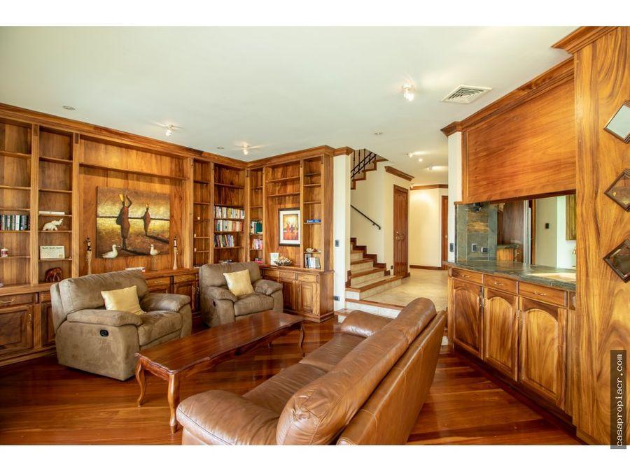 casa la vista for sale escazu san jose costa rica