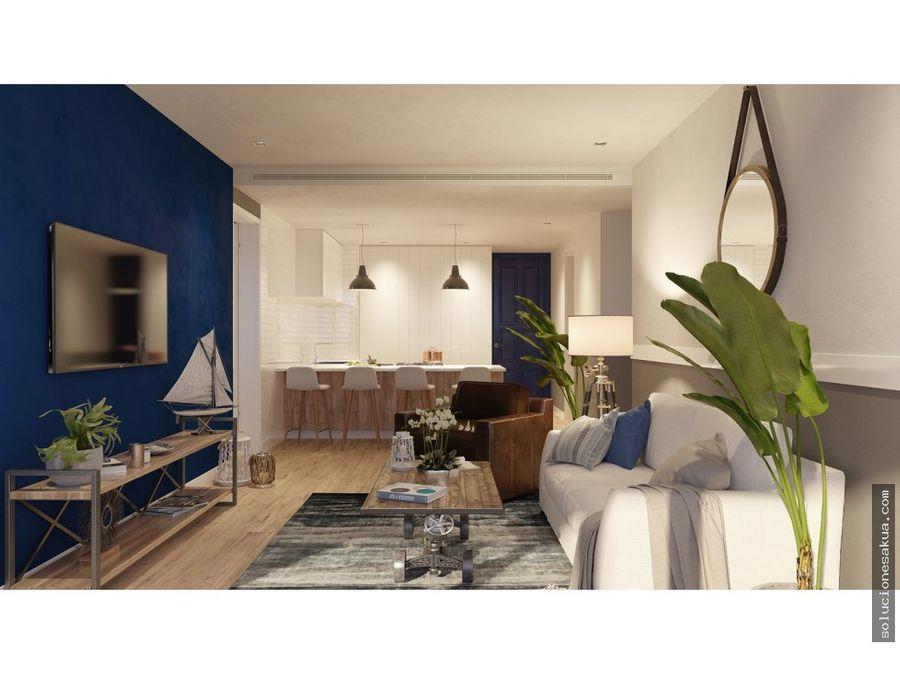 blue house departamentos en puerto aventuras
