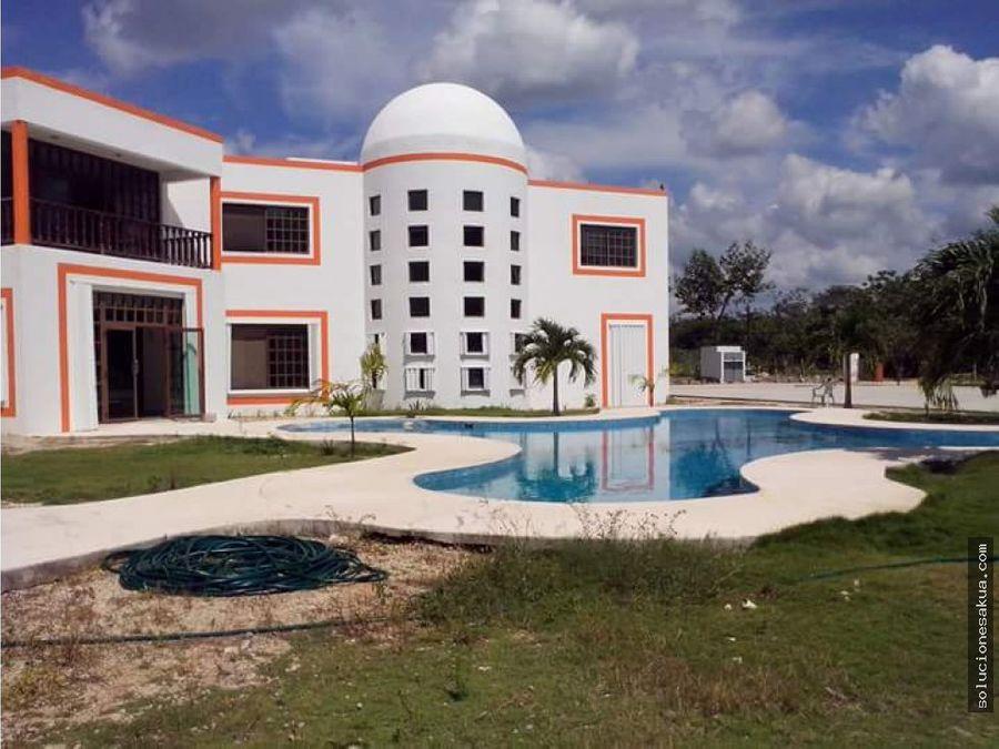 178 hectareas con 1245 m2 de construccion