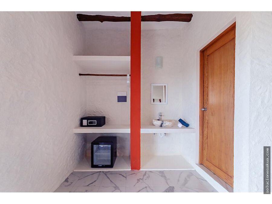 increible opcion de inversion en holbox tu propio hotel funcionando