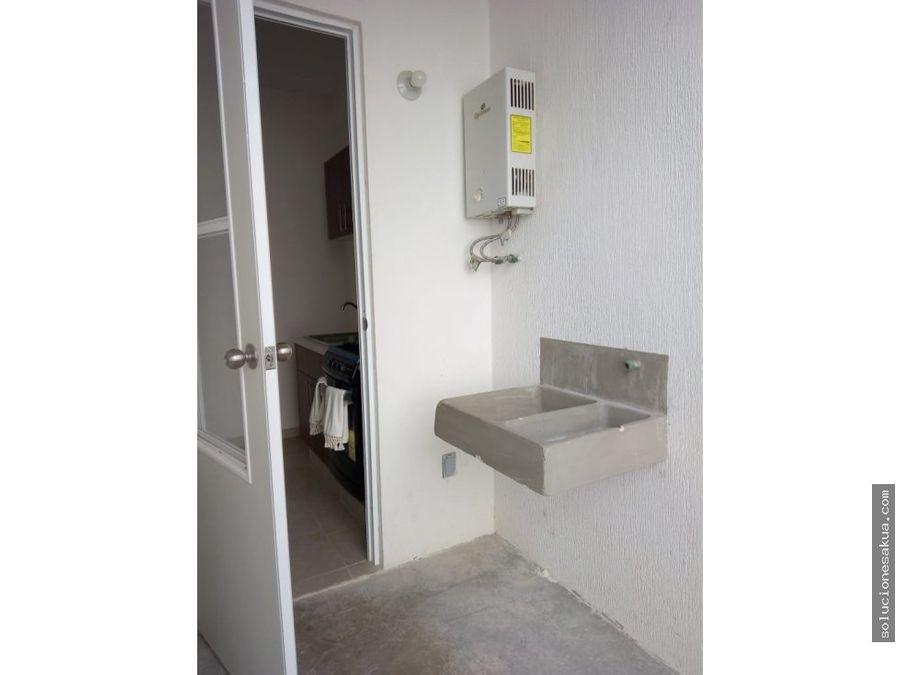 departamentos en residencial con alberca ambpt
