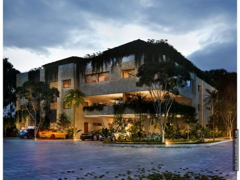 en el mejor destino de la riviera maya departamentos