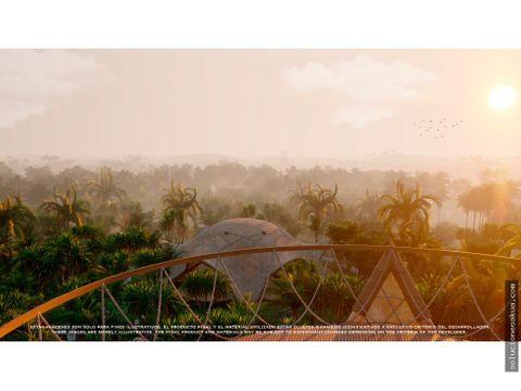 terrenos en venta en zona arqueologica de tulum