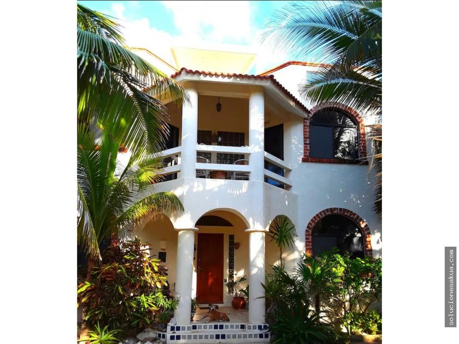 cozy and beautiful house for sale in tankah second line on the beach