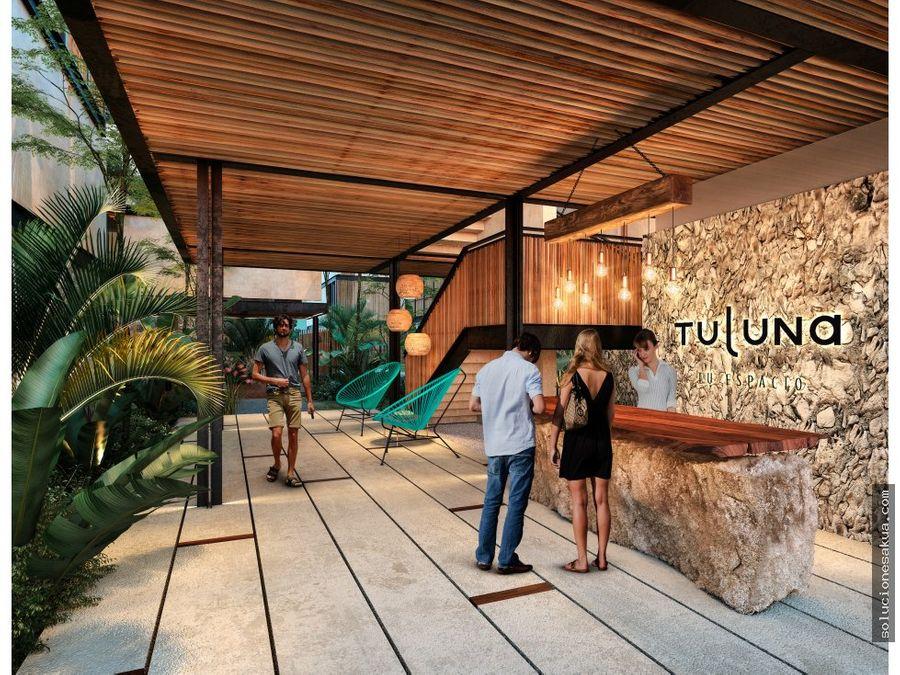 tuluna departamentos en tulum aldea zama