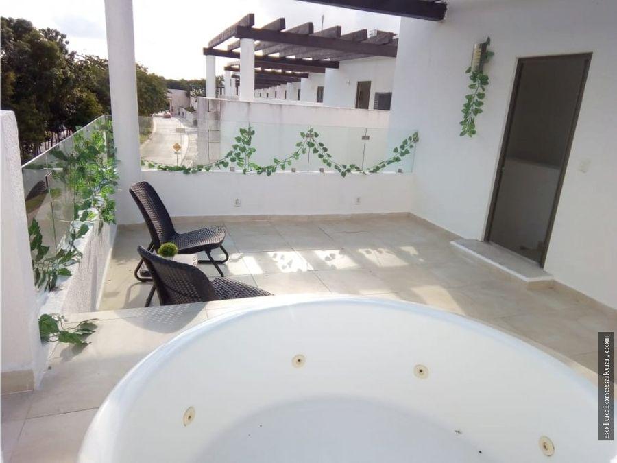 v15 rento casa con jacuzzi en roof en bali