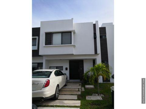 casa amueblada en venta nuevo playa del sol