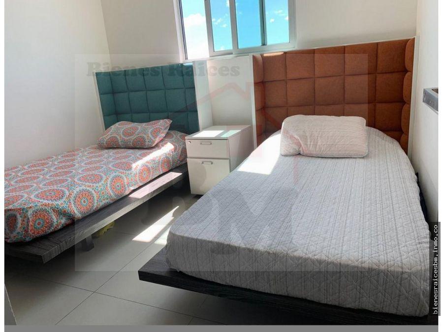 se alquila apartamento amueblado en condominio altamira san pablo