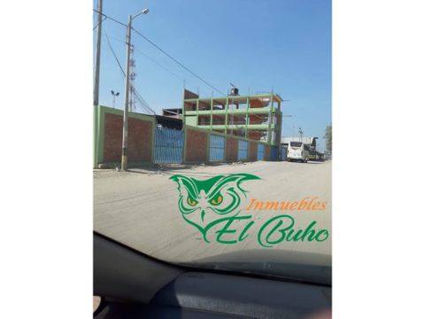 alquilo o vendo local en zona industrial piura