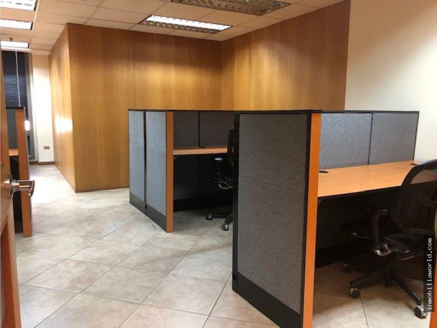 oficina en chacao