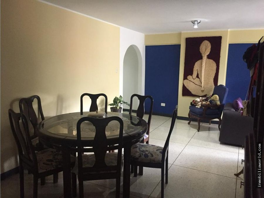 vendo apartamento santa fe norte baruta
