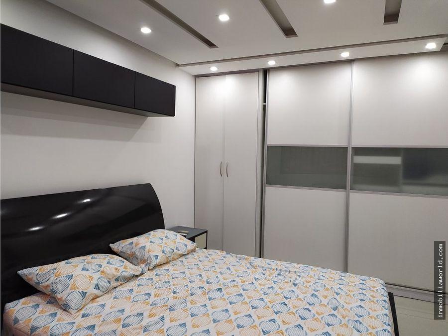 se vende apartamento en montalban res juan pablo ii