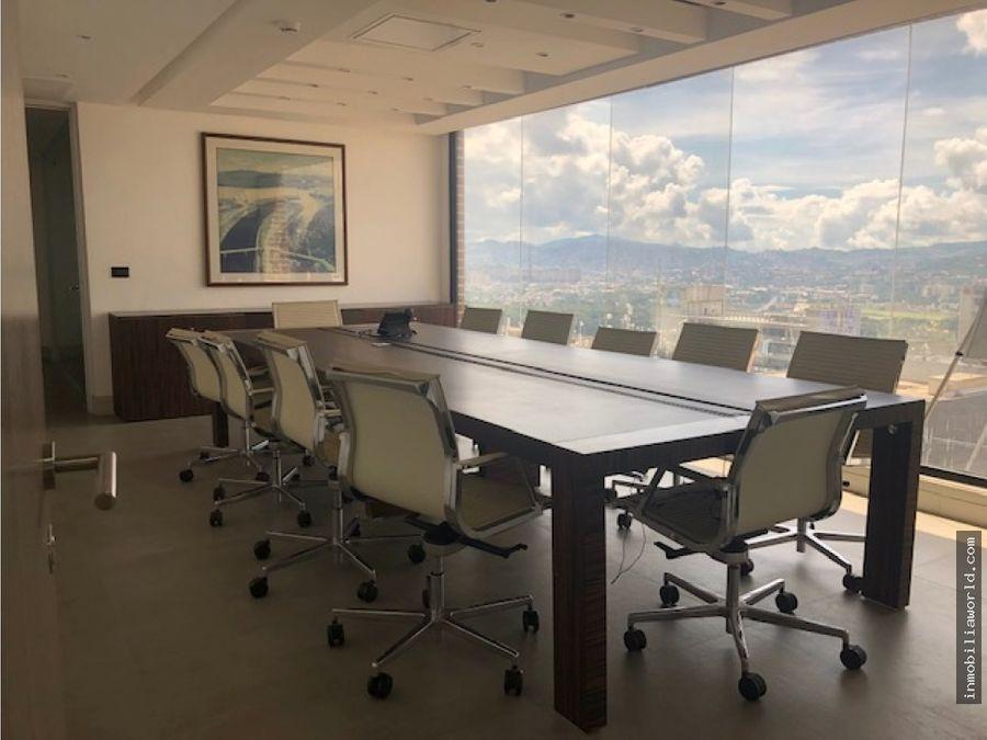 oficina en la castellana