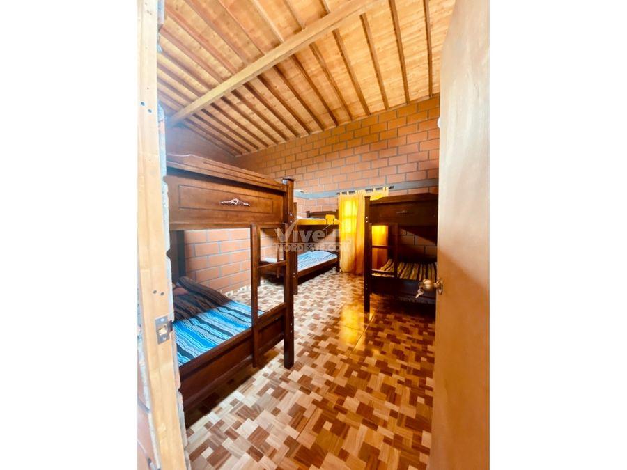cabana en condominio el bosque san rafael antioquia
