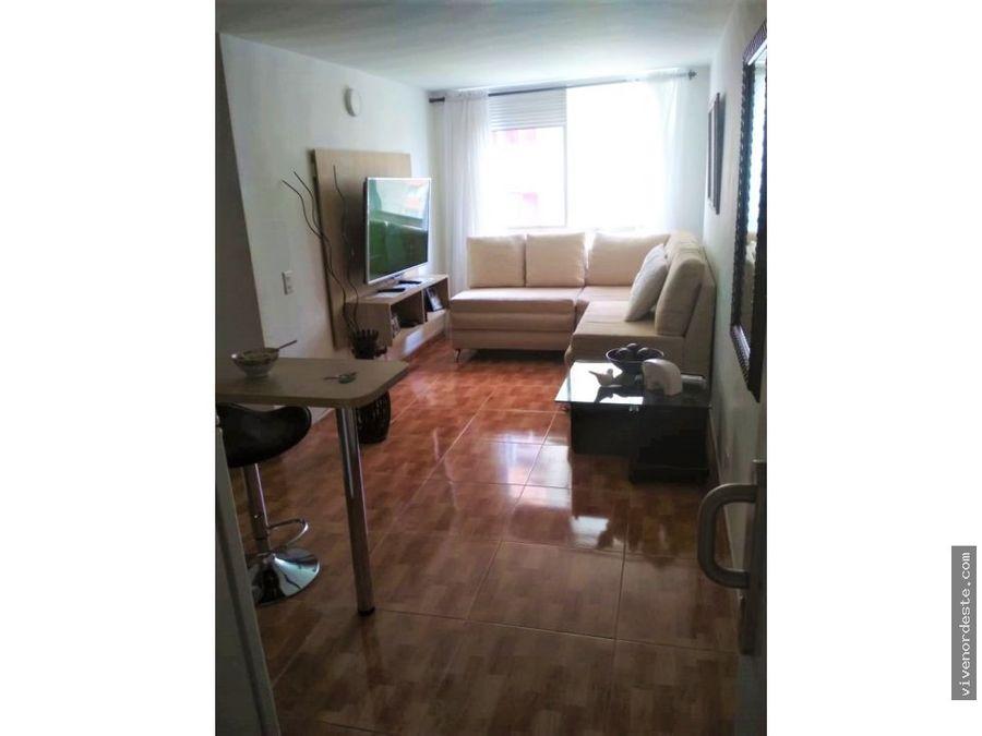 apartamento en bello muy completo