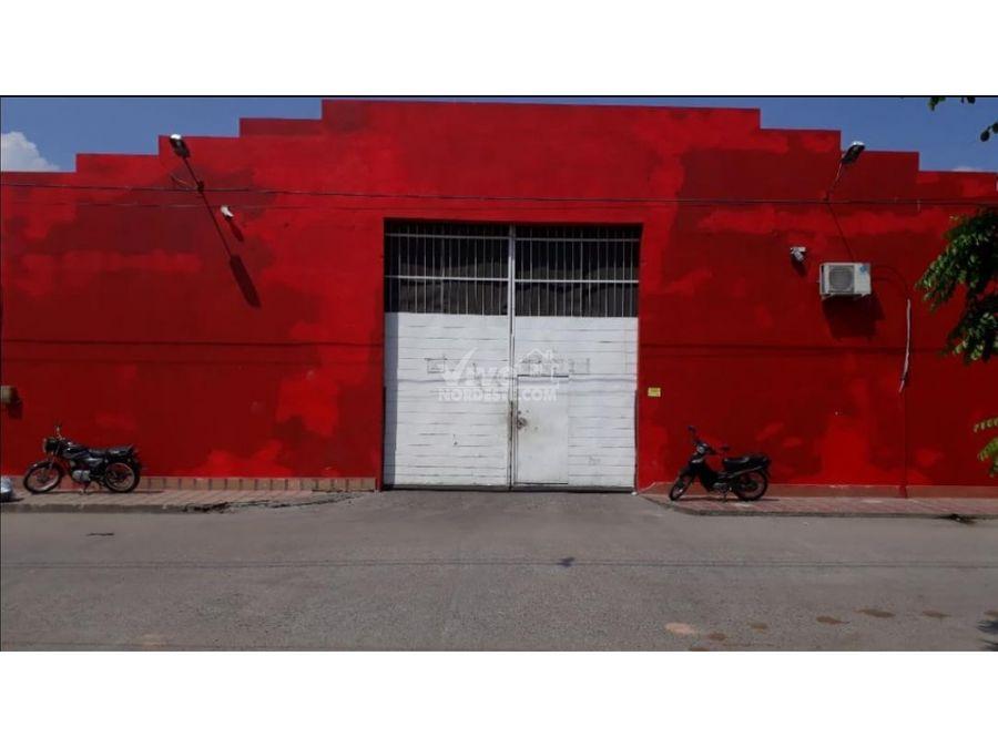 se vende bodega en puerto berrio antioquia de 524 m2