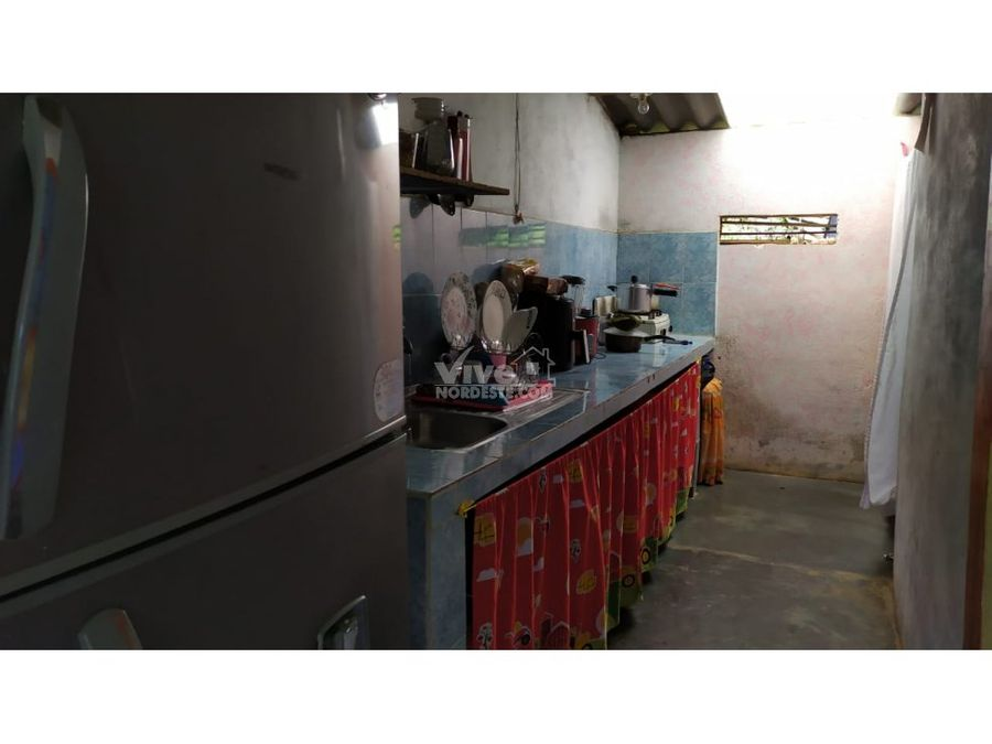 casa finca de 2800m2 con corriente de agua en san roque ant