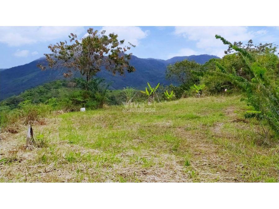 lotes de 1 hectarea con acceso al embalse san lorenzo