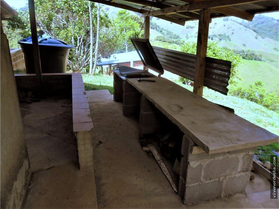 finca productora 200 hectareas excelente precio