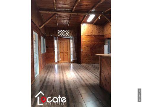 cabana preciosa ubicada en san antonio de escazu