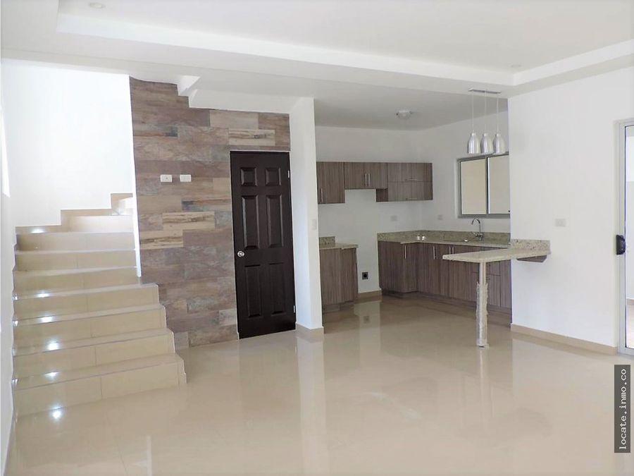 casa en condominio en venta tres rios