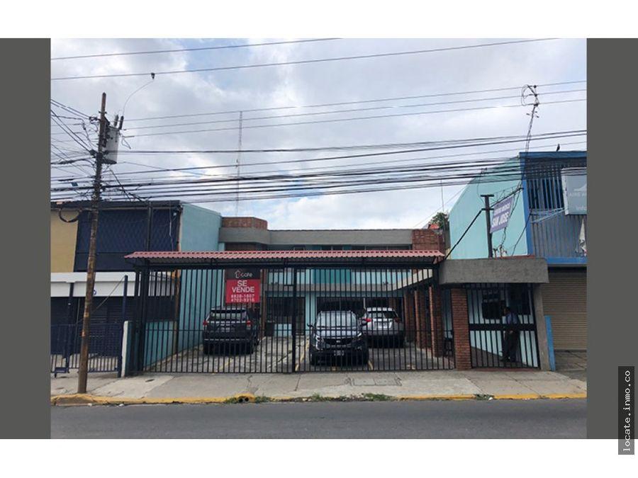 edificio comercial en venta en paseo colon