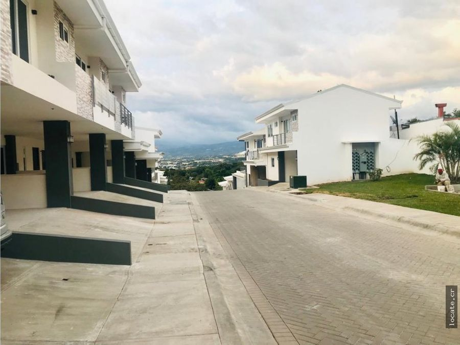 casas en venta nuevas en condominio santa ana