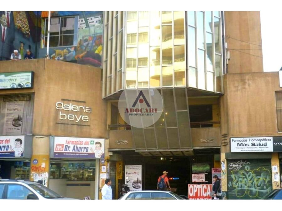 local oficina calle condell valparaiso galeria beye
