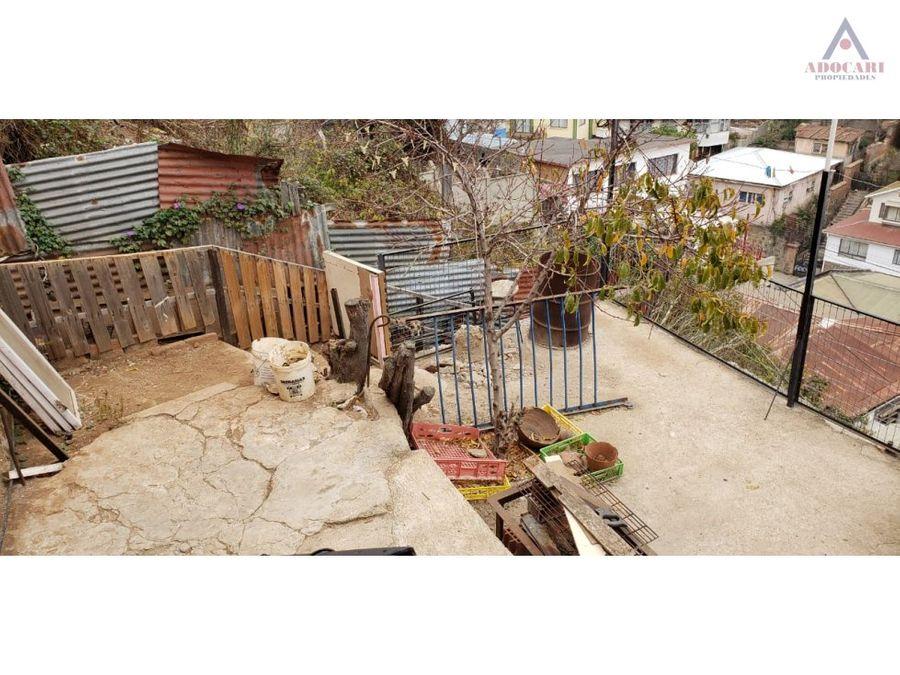 valparaiso cerro yungay huascar