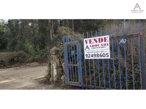 placilla de penuelas curauma terreno sitio 76400 m2
