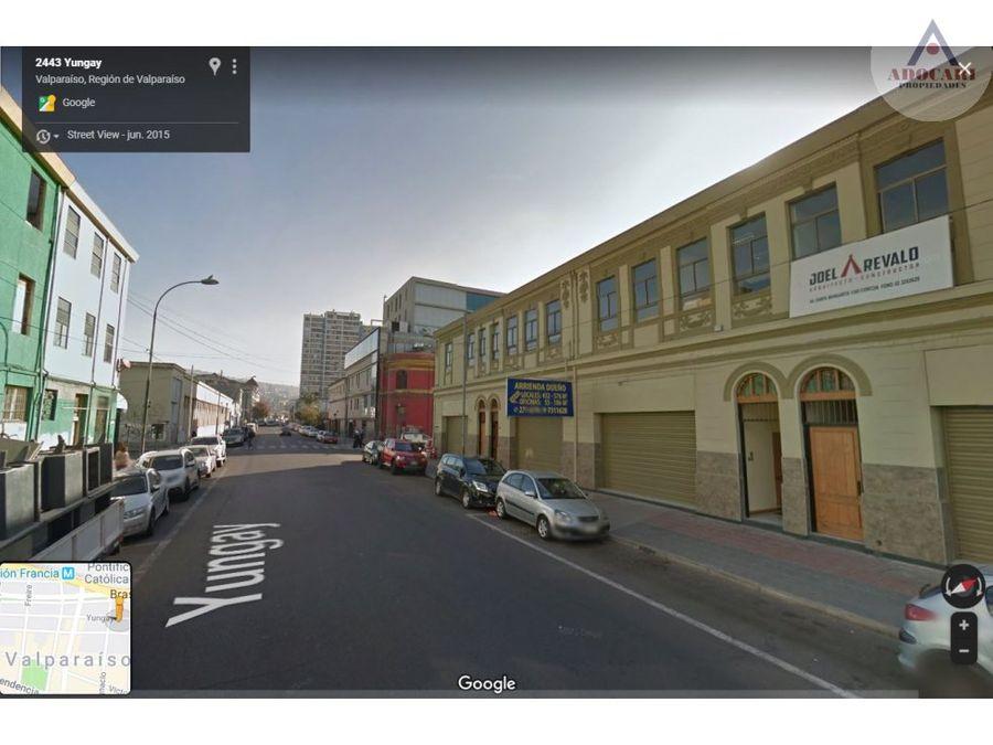 valparaiso centro yungay