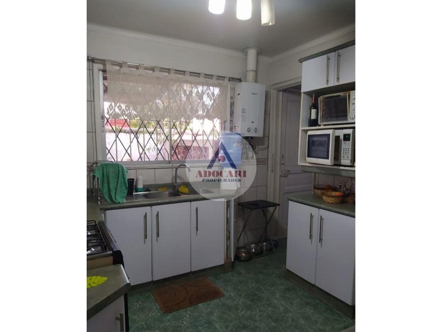 penalolen casa con 576 m2 terreno santiago