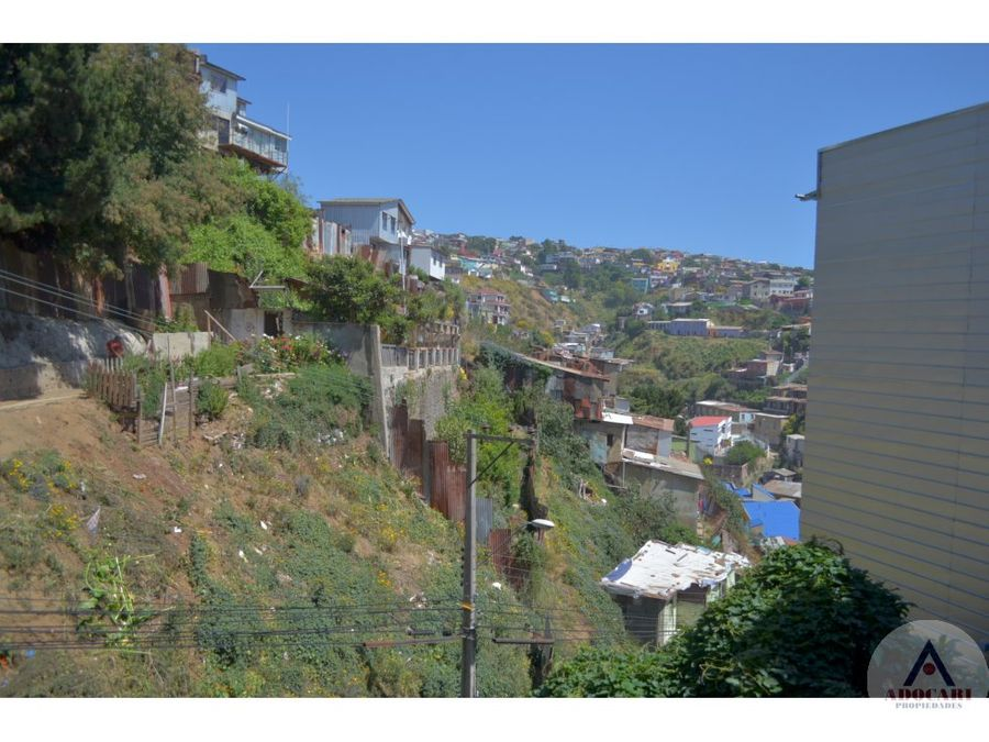 valparaiso cerro cordillera