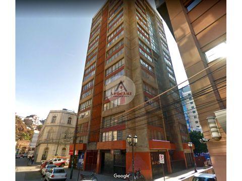 plan valparaiso edificio fermin vivaceta
