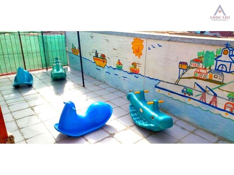 valparaiso cerro esperanza jardin infantil